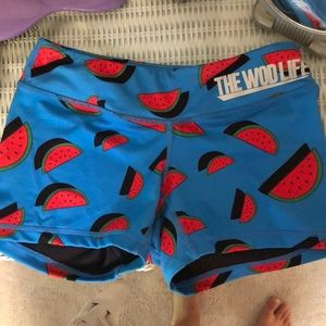 The wod life shorts